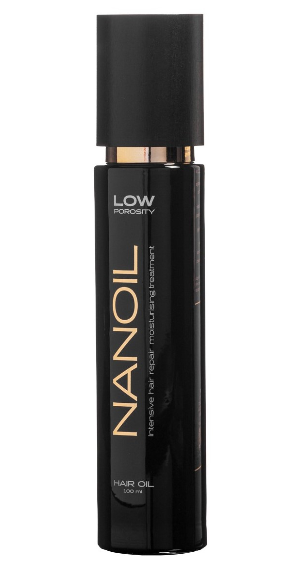 Nanoil - das beste Haaröl